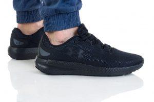 נעלי ריצה אנדר ארמור לגברים Under Armour CHARGED PURSUIT 2 - שחור מלא