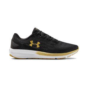 נעלי ריצה אנדר ארמור לגברים Under Armour CHARGED PURSUIT 2 - שחור/צהוב
