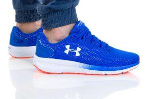 נעליים אנדר ארמור לגברים Under Armour CHARGED PURSUIT 2 - כחול
