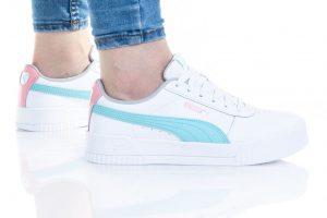 נעליים פומה לנשים PUMA Carina Lift - צבעוני/לבן