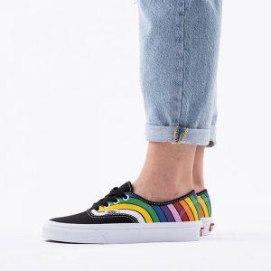 נעליים ואנס לנשים Vans Authentic - צבעוני כהה