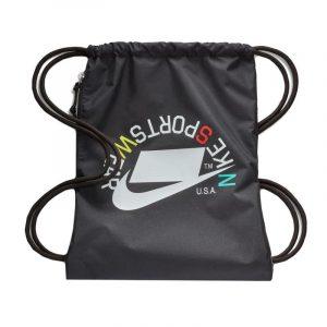 אביזרים נייק לגברים Nike Heritage Gymsack - שחור