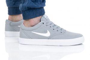 נעליים נייק לגברים Nike SB CHARGE SLR - אפור בהיר