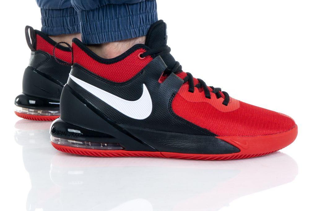 נעליים נייק לגברים Nike Air Max Impact - שחור/אדום