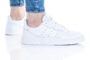 נעליים אדידס לנשים Adidas Supercourt - לבן מלא
