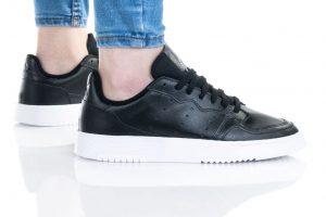 נעלי סניקרס אדידס לנשים Adidas Supercourt - שחור