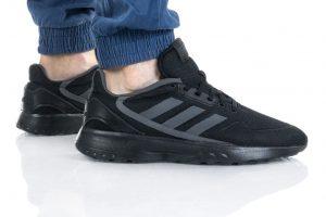 נעליים אדידס לגברים Adidas NEBZED - שחור מלא