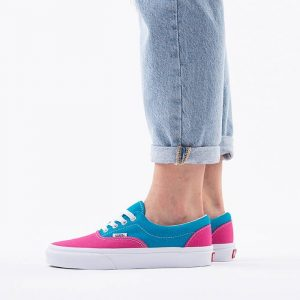 נעליים ואנס לנשים Vans Era - ורוד/כחול