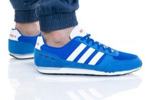 נעליים אדידס לגברים Adidas CITY RACER - כחול