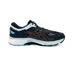נעליים אסיקס לגברים Asics GEL-Kayano 26 - שחור/כתום