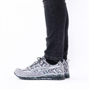 נעליים אסיקס לגברים Asics Gel-Nandi 360 - אפור