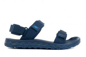 נעליים פור אף לגברים 4F H4L20 SAM001 SANDALS - כחול כהה