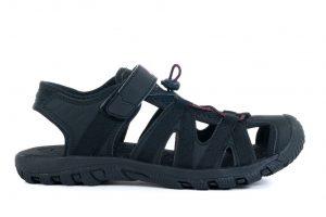 נעליים פור אף לגברים 4F H4L20 SAM003 - שחור