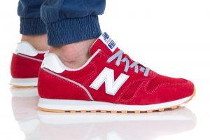 נעליים ניו באלאנס לגברים New Balance ML373 - אדום