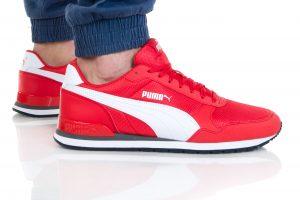 נעליים פומה לגברים PUMA ST Runner v2 Mesh - אדום