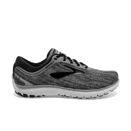 נעלי ריצה ברוקס לגברים Brooks Pure Flow 7 - אפור