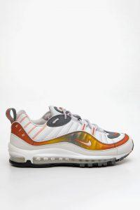 נעלי סניקרס נייק לגברים Nike AIR MAX 98 - לבן