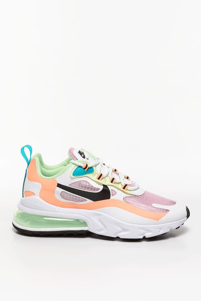 נעלי סניקרס נייק לנשים Nike Air Max 270 REACT SE - צבעוני
