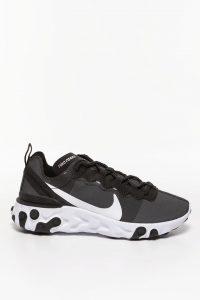 נעלי סניקרס נייק לנשים Nike React Element 55 - שחור