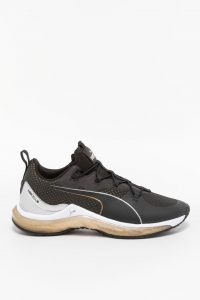 נעליים פומה לנשים PUMA LQDCELL HYDRA METAL - שחור/לבן