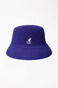 כובע קנגול לגברים Kangol BERMUDA BUCKET - כחול