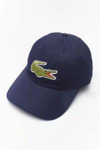 ביגוד לקוסט לגברים LACOSTE CAP - כחול