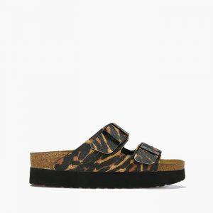 נעליים בירקנשטוק לנשים Birkenstock Papillio Arizona - מנומר