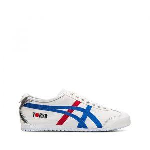 נעלי סניקרס אסיקס טייגר ליוניסקס Asics Tiger Mexico 66 TOKYO - לבן