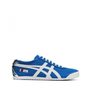 נעלי סניקרס אסיקס טייגר לגברים Asics Tiger Mexico 66 TOKYO - כחול