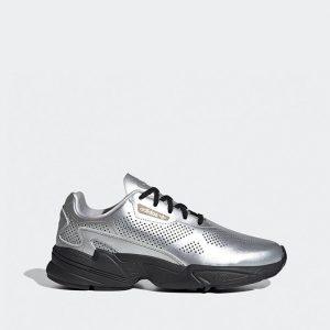נעליים אדידס לנשים Adidas Falcon Alluxe - כסף