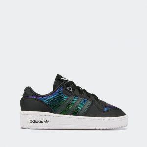נעליים אדידס לנשים Adidas Rivalry Low - צבעוני כהה