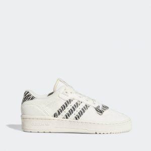 נעליים אדידס לנשים Adidas Rivalry Low - לבן/שחור