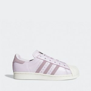 נעליים Adidas Originals לנשים Adidas Originals Superstar 2.0 J - סגול בהיר