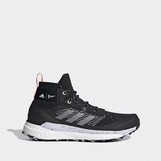 נעלי סניקרס אדידס לגברים Adidas Terrex Free Hiker Parley Recycled - שחור