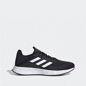 נעלי ריצה אדידס לגברים Adidas Originals DURAMO 9 - לבן/שחור