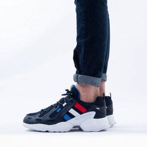 נעלי סניקרס אדידס לגברים Adidas Originals Equipment Gazelle - כחול כהה