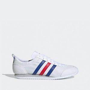 נעליים Adidas Originals לגברים Adidas Originals Vs Jog - לבן  כחול  אדום
