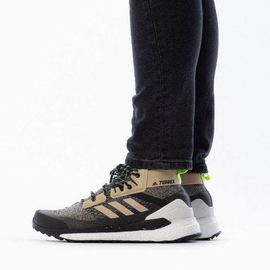 נעליים אדידס לגברים Adidas Terrex Free Hiker - שחור