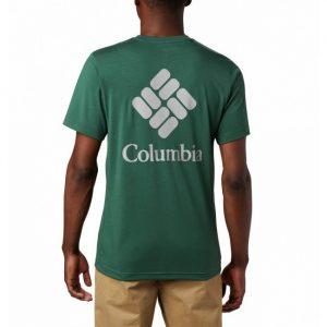 ביגוד קולומביה לגברים Columbia Maxtrail - ירוק