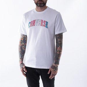 חולצת T קונברס לגברים Converse Pride Tee - לבן