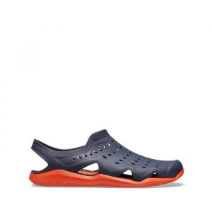 נעליים Crocs לגברים Crocs Swiftwater Wave - כחול כהה