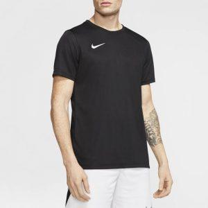 ביגוד נייק לגברים Nike DRY PARK VII JSY SS - שחור