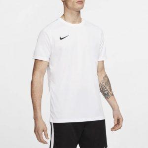 ביגוד נייק לגברים Nike DRY PARK VII JSY SS - לבן
