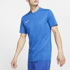 ביגוד נייק לגברים Nike DRY PARK VII JSY SS - כחול