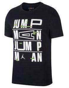 ביגוד נייק לגברים Nike M J DFCT JUMPMAN SS CREW - שחור