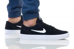 נעליים נייק לגברים Nike SB CHRON SLR - שחור/לבן