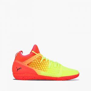 נעליים פומה לגברים PUMA 365 IGNITE NETFIT CT - צהוב