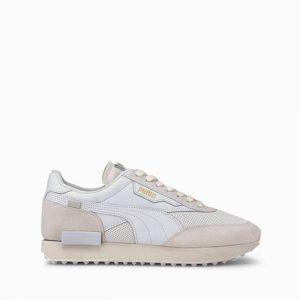 נעליים פומה לגברים PUMA Future Rider Luxe - לבן