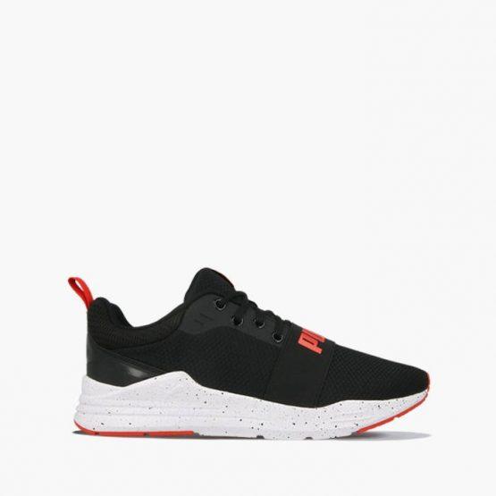 נעלי ריצה פומה לגברים PUMA Wired Run Speckles - שחור