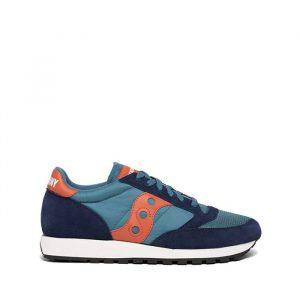 נעליים סאקוני לגברים Saucony Jazz Originals Vintage - כחול